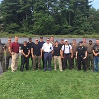 Annual Chief's Pistol Competition